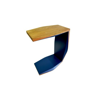 C Wooden Table (Blue)