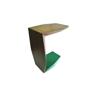 C Wooden Table (Green)